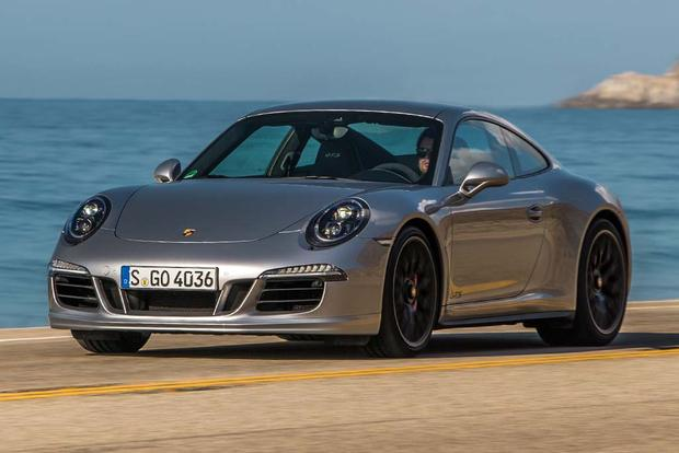 2016 Porsche 911: New Car Review featured image large thumb5