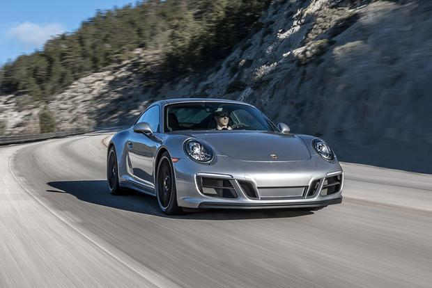 Fantastic 2018 Porsche 911 GTS First Drive Review  Autotrader