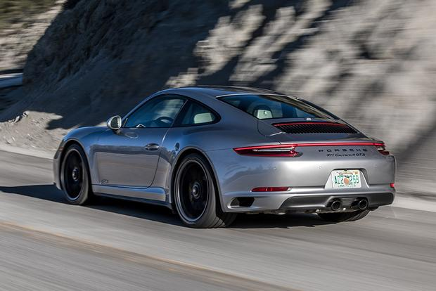 Excellent 2018 Porsche 911 GTS First Drive Review  Autotrader