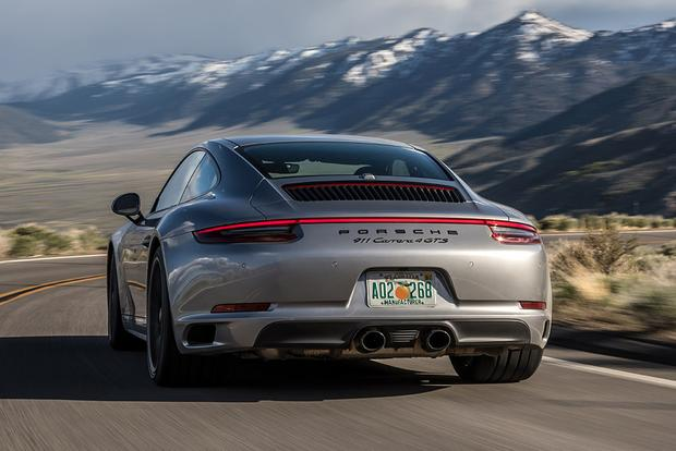 2018 Porsche 911 Gts First Drive Review Autotrader