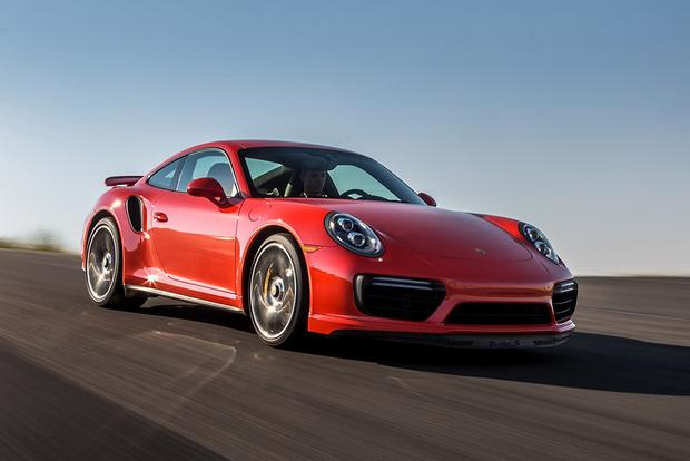 2017 Porsche 911 Turbo and Turbo S: Overview featured image large thumb1