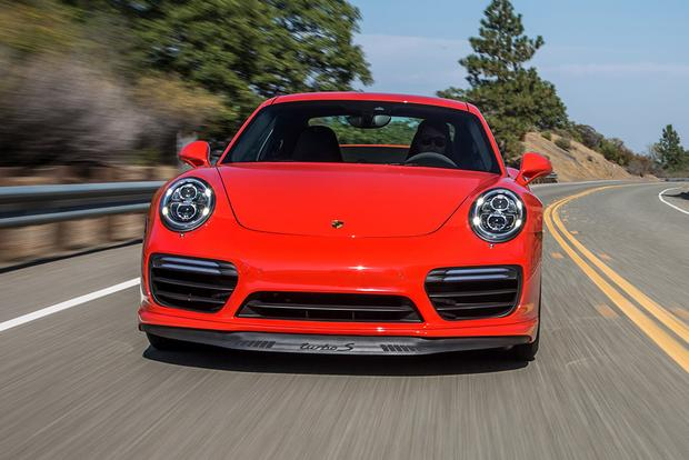 2017 Porsche 911 Turbo and Turbo S: Overview featured image large thumb2