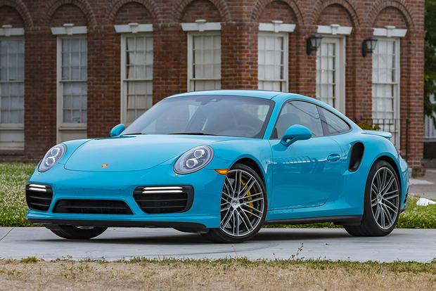 2017 Porsche 911 Turbo S: A 40-Year Tradition That Never Gets Old featured image large thumb0