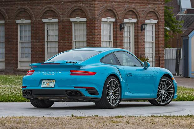 2017 Porsche 911 Turbo S A 40 Year Tradition That Never Gets Old