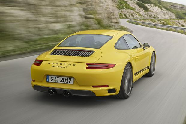 2018 Porsche 911: New Car Review featured image large thumb2