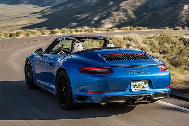 2018 Porsche 911: New Car Review featured image large thumb4