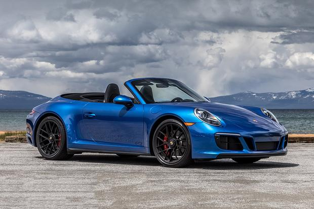 2018 Porsche 911: New Car Review featured image large thumb6