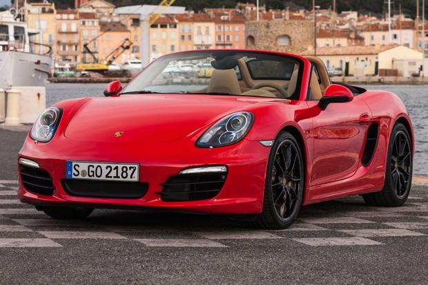 2013 Porsche Boxster: New Car Review