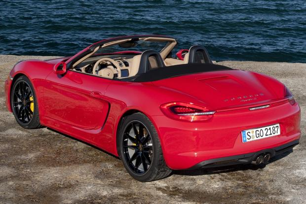 2013 Porsche Boxster: New Car Review featured image large thumb1