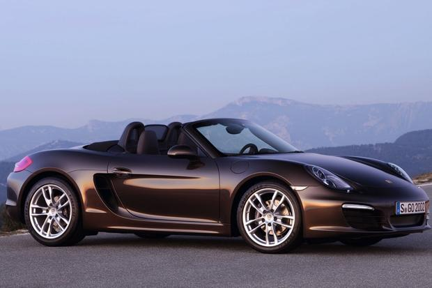 2013 Porsche Boxster: New Car Review featured image large thumb2