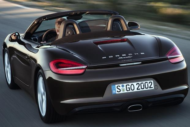 2013 Porsche Boxster: New Car Review featured image large thumb4