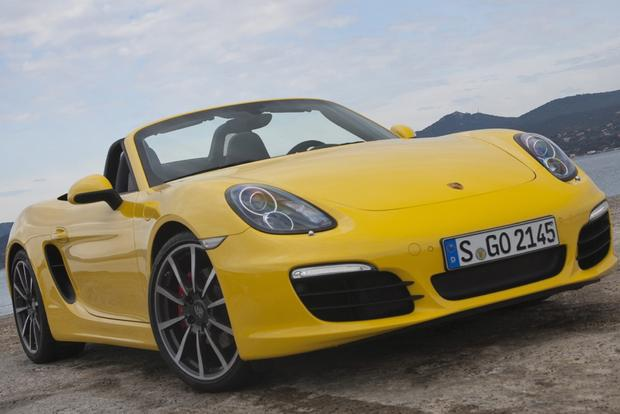 2013 Porsche Boxster: New Car Review featured image large thumb5