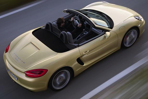 2014 Porsche Boxster: New Car Review featured image large thumb0