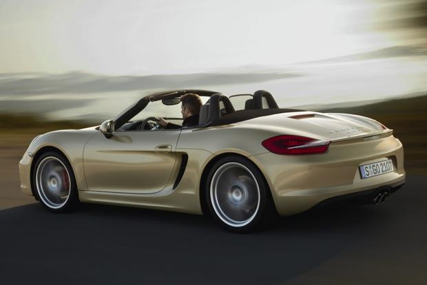 2014 Porsche Boxster: New Car Review featured image large thumb1