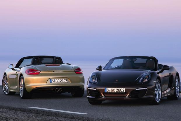 2014 Porsche Boxster: New Car Review featured image large thumb2