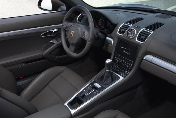 2014 Porsche Boxster: New Car Review featured image large thumb3