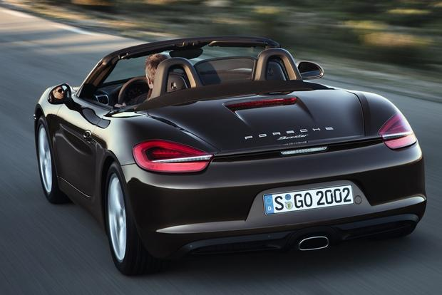 2014 Porsche Boxster: New Car Review featured image large thumb4