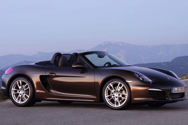 2014 Porsche Boxster: New Car Review featured image large thumb5
