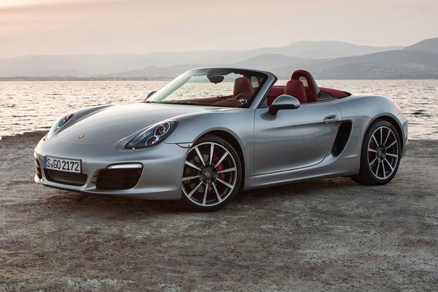 2015 Porsche Boxster: New Car Review featured image large thumb0