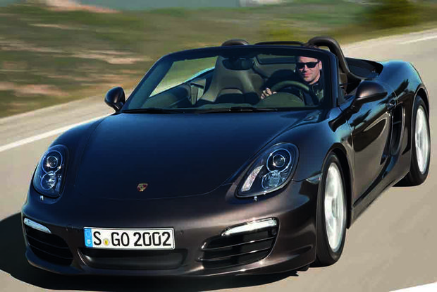 2015 Porsche Boxster: New Car Review featured image large thumb2