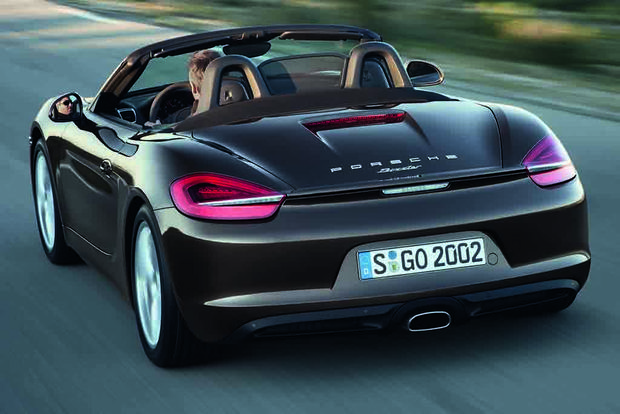 2015 Porsche Boxster: New Car Review featured image large thumb4