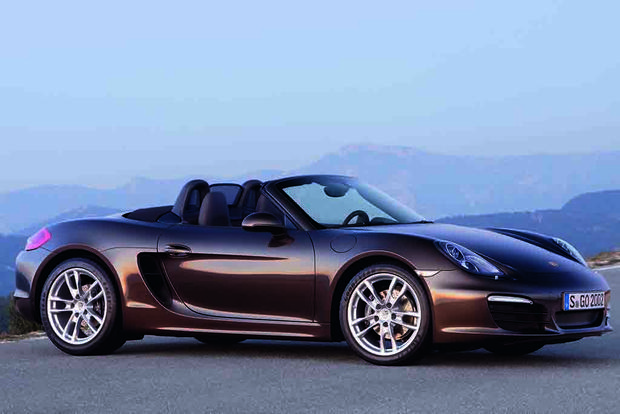 2015 Porsche Boxster: New Car Review featured image large thumb5