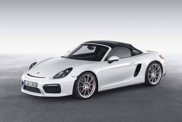 2016 Porsche Boxster: New Car Review