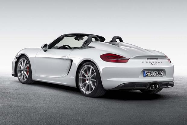 2016 Porsche Boxster: New Car Review featured image large thumb1