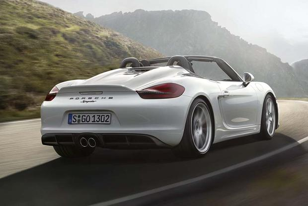 2016 Porsche Boxster: New Car Review featured image large thumb3