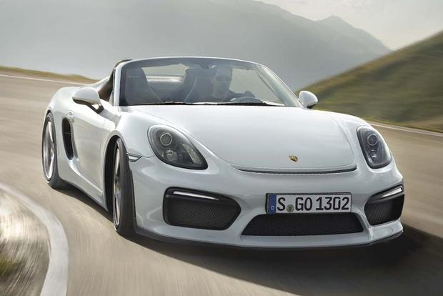 2016 Porsche Boxster: New Car Review featured image large thumb5