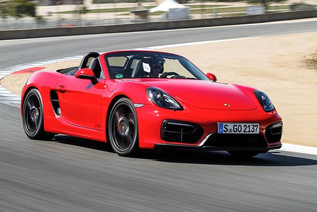 2016 Porsche Boxster vs. 2017 Porsche 718 Boxster: What's the ...