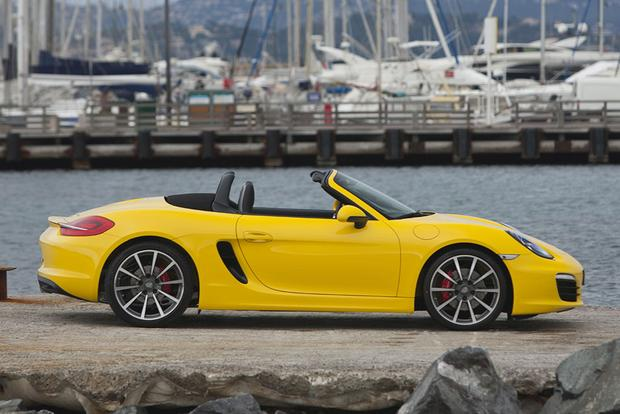 2016 Porsche Boxster vs. 2017 Porsche 718 Boxster: What's the Difference? featured image large thumb5
