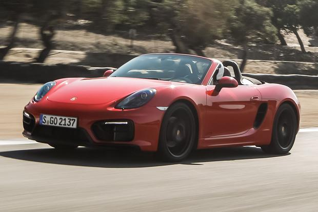 2016 Porsche Boxster vs. 2017 Porsche 718 Boxster: What's the Difference? featured image large thumb3