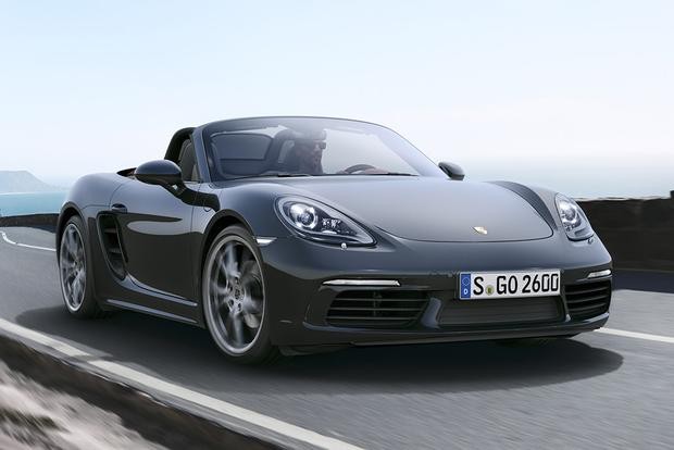 Buying a Used Porsche Boxster Everything You Need to Know