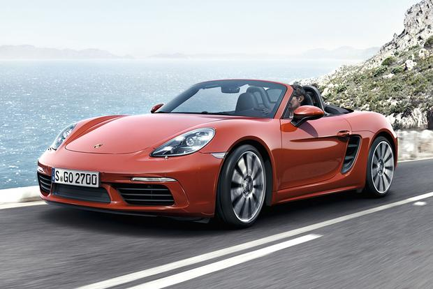 2016 Porsche Boxster vs. 2017 Porsche 718 Boxster: What's the Difference? featured image large thumb4
