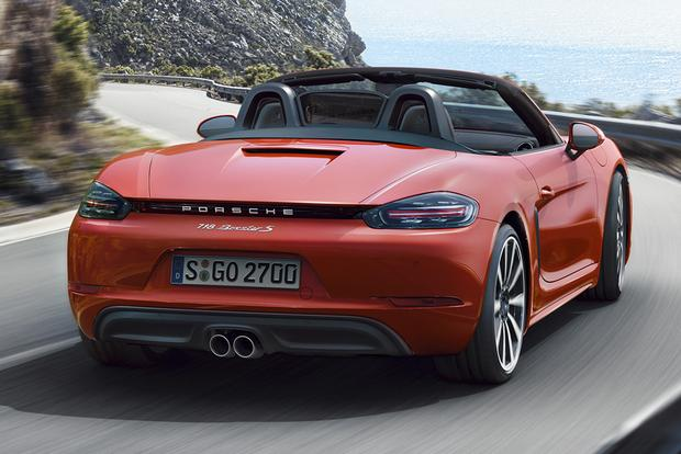 2016 Porsche Boxster vs. 2017 Porsche 718 Boxster: What's the Difference? featured image large thumb8