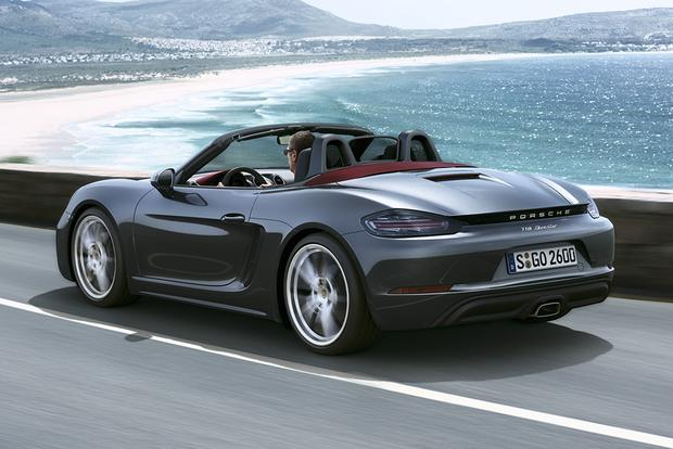 2016 Porsche Boxster vs. 2017 Porsche 718 Boxster: What's the Difference? featured image large thumb10
