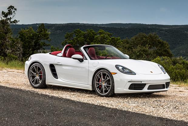 2018 Porsche 718 Boxster: New Car Review featured image large thumb5