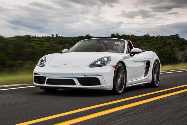 2018 Porsche 718 Boxster: New Car Review featured image large thumb2
