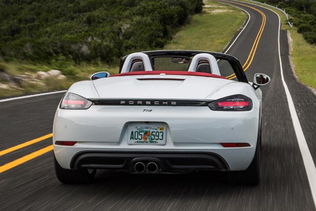 2018 Porsche 718 Boxster: New Car Review featured image large thumb3