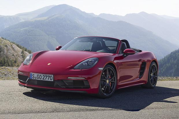 2018 Porsche 718 Boxster: New Car Review featured image large thumb0