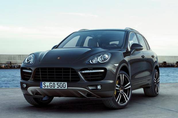 2013 Porsche Cayenne: New Car Review