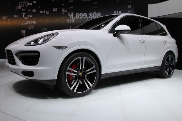 2014 Porsche Cayenne Turbo S: Detroit Auto Show featured image large thumb2