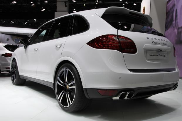 2014 Porsche Cayenne Turbo S: Detroit Auto Show featured image large thumb4