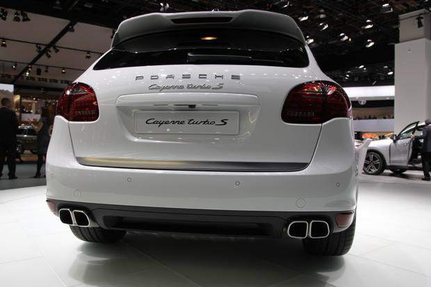 2014 Porsche Cayenne Turbo S: Detroit Auto Show featured image large thumb6