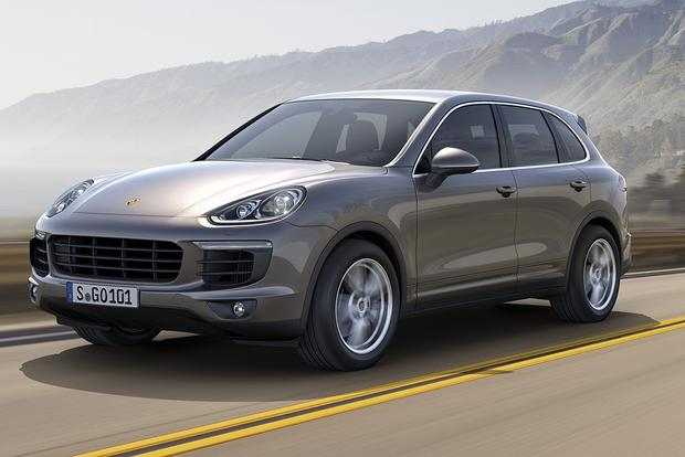 2016 Porsche Cayenne: New Car Review - Autotrader