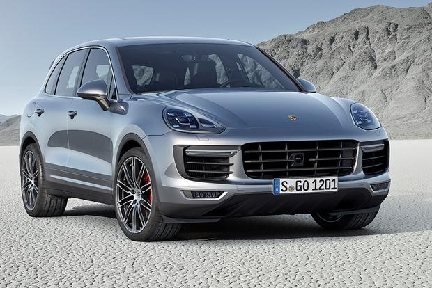 2015 Porsche Cayenne: New Car Review featured image large thumb4