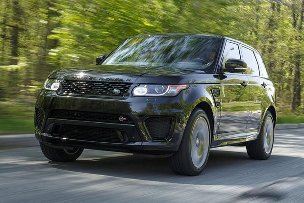 2016 Porsche Cayenne vs. 2016 Range Rover Sport: Which Is Better?