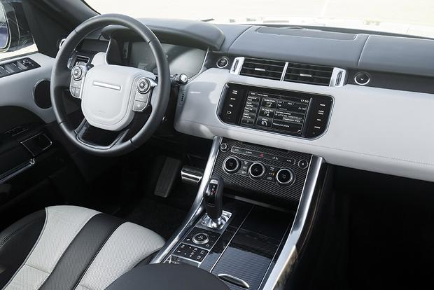 2016 Porsche Cayenne vs. 2016 Range Rover Sport: Which Is Better? featured image large thumb8