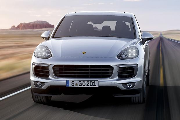 2016 Porsche Cayenne vs. 2016 BMW X5: Which Is Better? featured image large thumb9